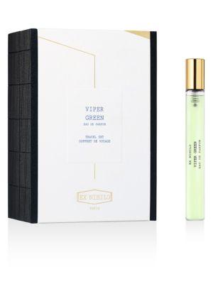 EX NIHILO Viper Green Eau De Parfum Travel Set/0.25 Oz.