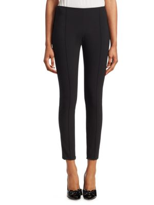 Skinny Wool Stretch Pants