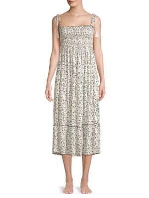 Piper Ruched Midi Dress