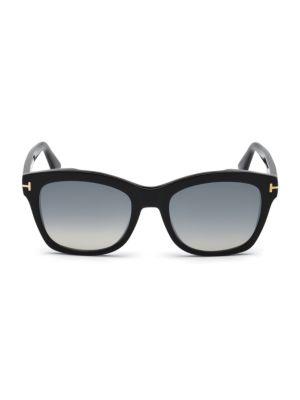 Lauren 52MM Square Sunglasses