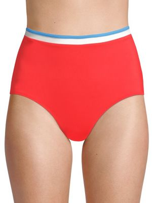 The Katie High-Rise Bikini Bottom