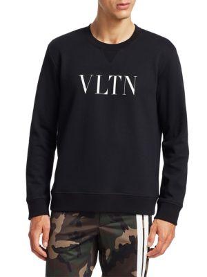 VLTN Crew Neck Sweatshirt