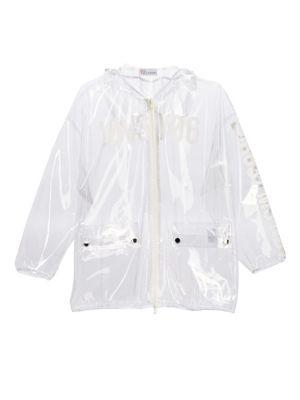 C-Thru Rain Coat