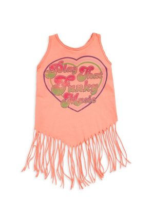 Baby's & Toddler's Play That Funky Music Hippie Shake Cotton Tank Top