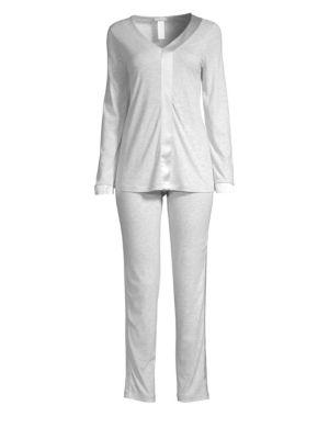 Elara Two-Piece Pajama Set