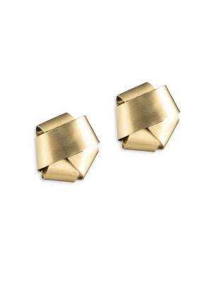 Roxbury Muse Knot Stud Earrings