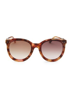 61MM Tortoise Sunglasses