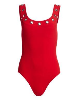 Viviana Grommet Swimsuit