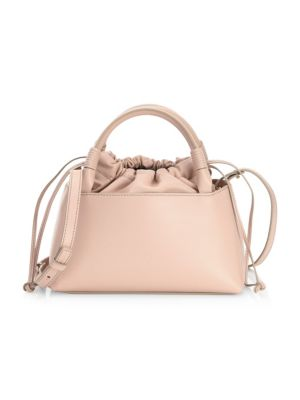 Sirena Crossbody Leather Handbag