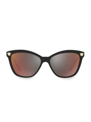 57MM 4313 Butterfly Sunglasses