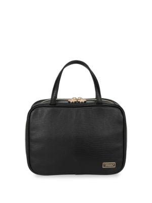Galapagos Noir Traveler Cosmetic Bag