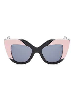 Juliette 42MM Cat Eye Sunglasses