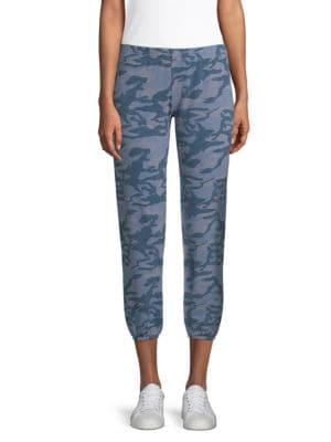 Supersoft Camo Joggers