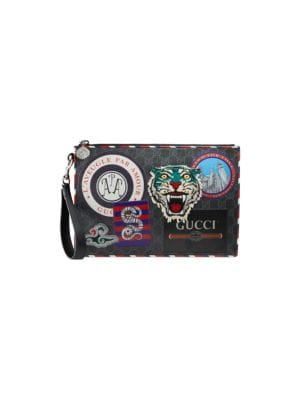 Night Courrier GG Supreme Pouch