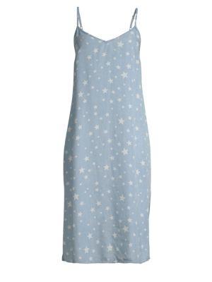 Americana Slip Dress