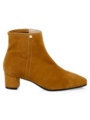 Solo Suede Booties