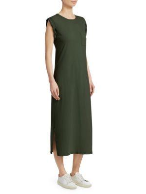 Pima Cotton Muscle Dress