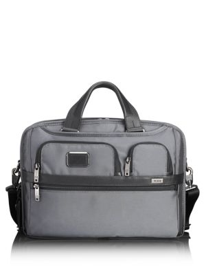 TUMI | Tumi Alpha T-Pass Slim Briefcase | Goxip