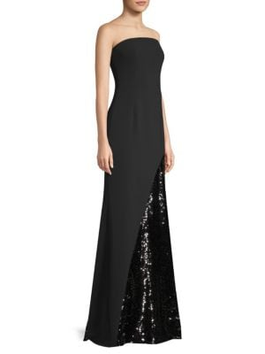 Chere Strapless Gown