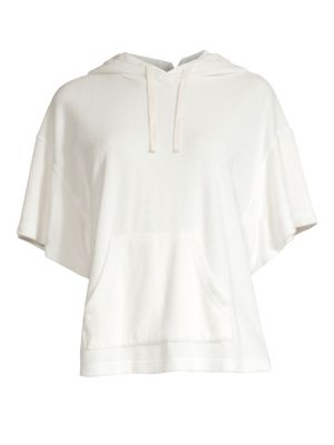 ELECTRIC & ROSE   Harbour Terry Hoodie   Goxip
