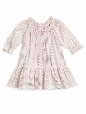 Little Girl's & Girl's Laelia Cotton Dress
