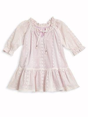 Little Girl's & Girl's Laelia Cotton Dress