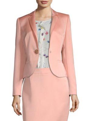 Bastaro Duchess Satin Jacket