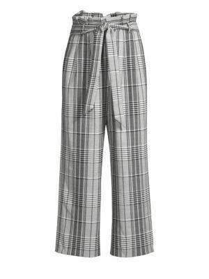 Farrel Paper Bag Pants