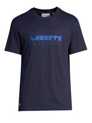 Triple Logo T-Shirt
