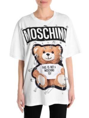 0523b1ea5 Bear Logo T-Shirt | £244.43 | Gay Times