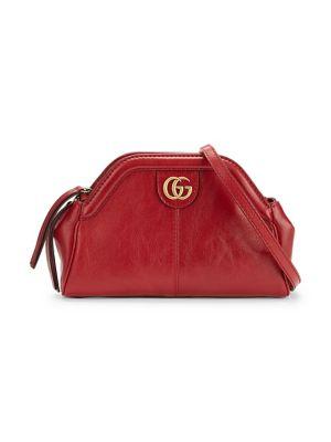 Small Linea Leather Crossbody Bag