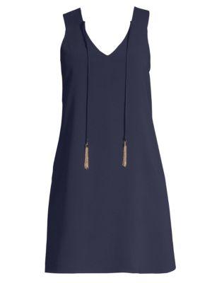 Arleen V-Neck Dress