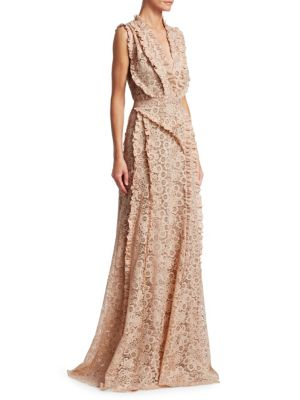 Medina Lace Gown