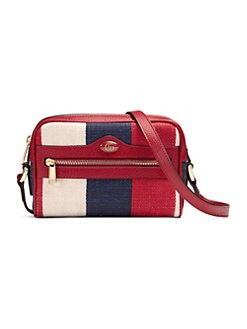 구찌 Gucci Mini Ophidia Crossbody Bag,Multi