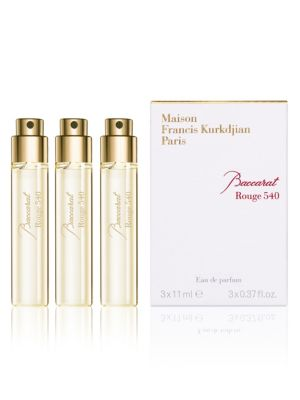 Baccarat Rouge 540 Eau De Parfum 3-Piece Refill Set