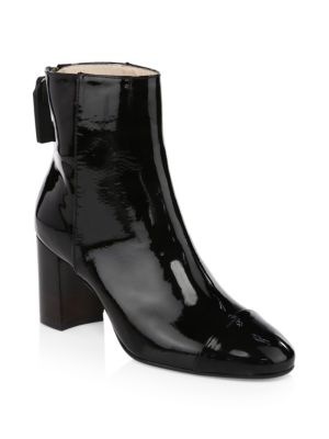 Classic Patent Leather Boots
