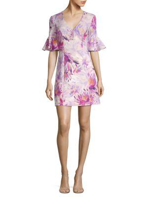 Acres Floral Dress