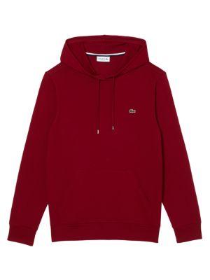 Pullover Hood Sweatshirt