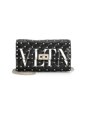 VLTD Rockstud Clutch Bag
