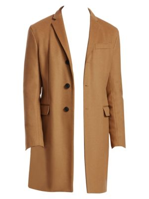 Cashmere Wool Top Coat