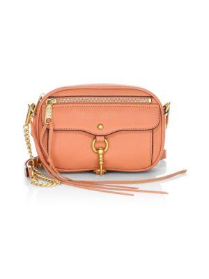 Blythe Leather Crossbody Bag by Rebecca Minkoff