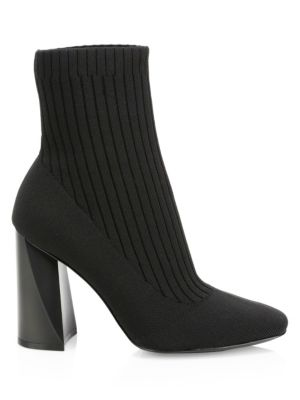 Tina Knit Ankle Boots