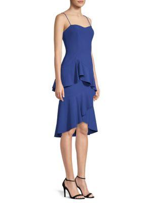 Barbados Crepe Dress