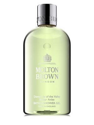 MOLTON BROWN Dewy Lily of the Valley and Star Anise Bath & Shower Gel