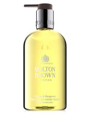 MOLTON BROWN Orange and Bergamot Hand Soap