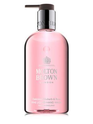 MOLTON BROWN Delicious Rhubarb and Rose Fine Liquid Hand Wash