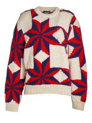 Oversized Knit Sweater