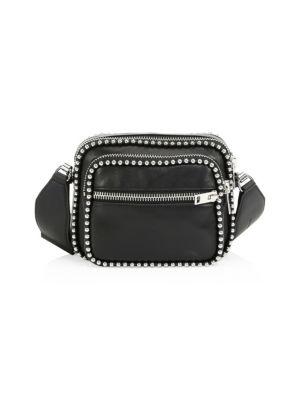 Attica Large Ballchain Crossbody Bag