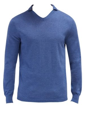 Wilmot Wool Pullover Sweater