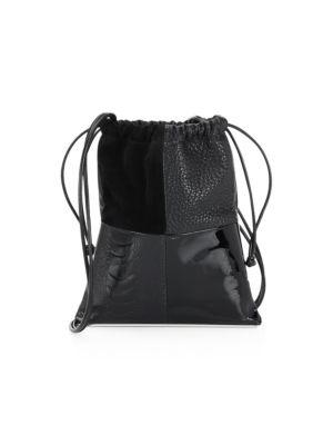 Ryan Mini Leather Dustbag